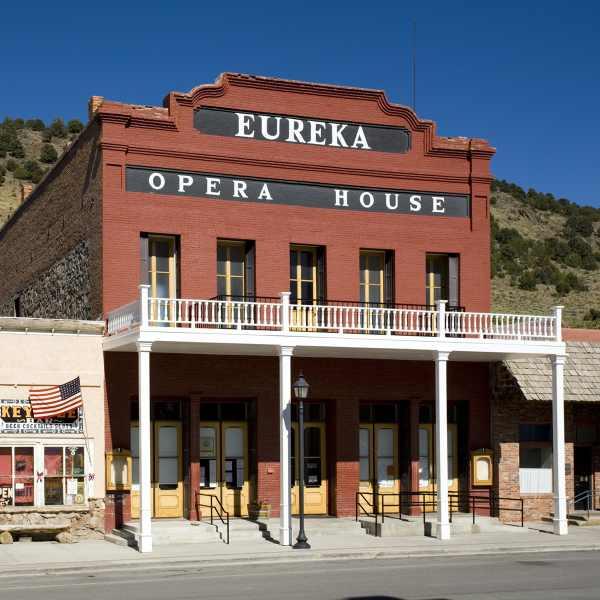 Eureka county nevada official home page for Eureka house