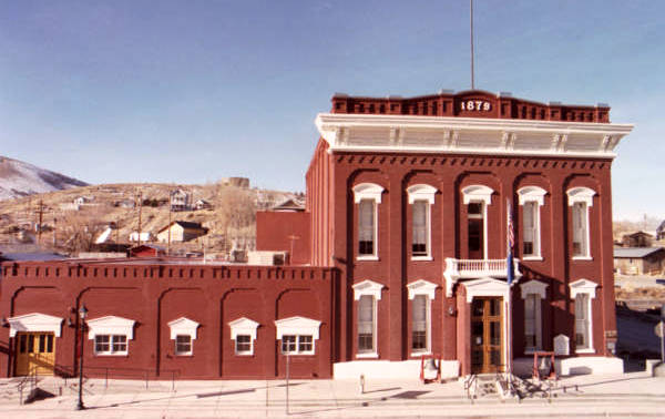 Nevada County Business Property Tax