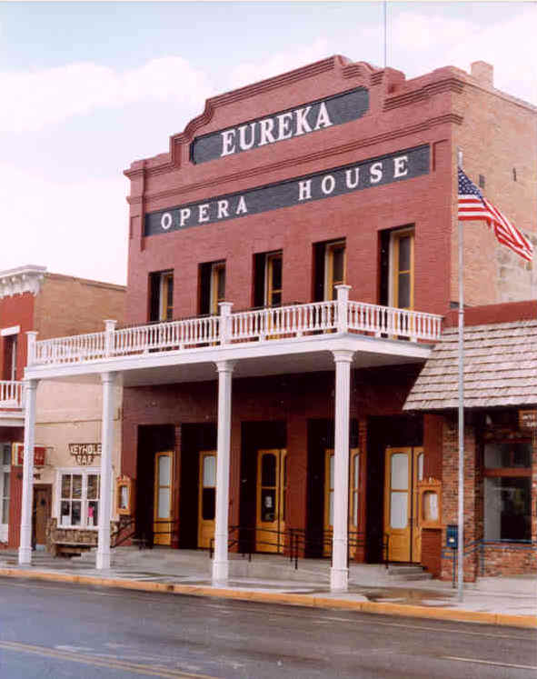 Eureka County Nevada Photo Page